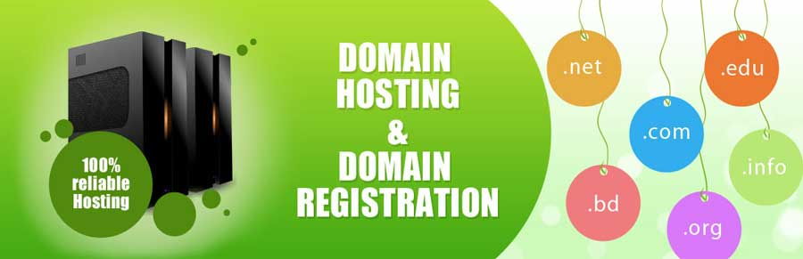 Domain Registration and Hosting Company in Madhapur