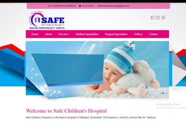 Safe Children's Hospital